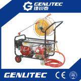 Garten-Gebrauch-Benzin-Motor-Sprüher-Pumpen mit Hochdruck-Belüftung-Schlauch