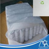 Tela não tecida de Spunbond do Polypropylene para a mola do bolso do colchão do sofá