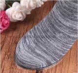 Jahresring-Muster-Kleid-Knöchel-Socke des Form-Baums