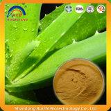 Aloevera-Blatt-Saft-Puder