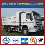 Chinees Vrachtwagen 371 6X4 de Doos van de Lading van 15-25m3 30 van de Zware Ton Vrachtwagen van de Kipwagen
