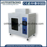 IEC60695-2-10 UL746A Glühen-Draht Prüfungs-Apparate-/Glühen-Draht-Zündung-Prüfvorrichtung