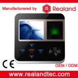 생물 측정 지문 및 저가를 가진 RFID 카드 접근 제한