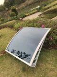 Zonnescherm van de Zonneblinden van de Deur/van het Venster van het Frame van het Aluminium van het Ontwerp van de manier het Openlucht