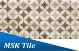 azulejo de cerámica esmaltado gota de agua de la decoración de 75X150m m
