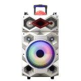 Draagbare LEIDENE van de Spreker Bluetooth Lichte Grote Macht met Karretje 12 Duim F12-23