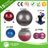 No10-2 Atacado PVC Plastic Mini Yoga Gym Exercise Ball