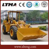 Carregador da roda de Ltma mini carregador subterrâneo de 2 toneladas para a venda