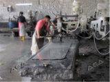 Het hand Graniet van de Machine van de Steen Oppoetsende/Marmeren Malende Machine