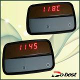 Geschwindigkeits-Bildschirmanzeige-Bus-Digitaluhr