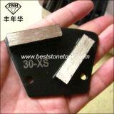 Диамант полируя машины конкретного каменного Epoxy покрытия металла меля