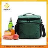Sacchetto esterno di picnic del sacchetto del dispositivo di raffreddamento della spalla con il requisito su ordinazione