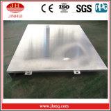 Pared de aluminio reciclable del revestimiento de la buena rigidez ligera