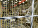Equipo de soldadura inteligente para la robusteza de soldadura de 4 ejes