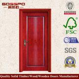 Porte intérieure en bois en bois de forces de défense principale de cendre (GSP8-028)