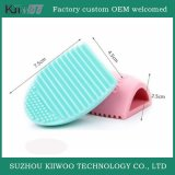 Moda e Conveniente e Durable Silicone Rubber Facial Brush