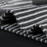 Antibakterielle silberne Faser-Streifen-Baumwollsocken für Männer