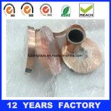 genio suave y duro T2/C1100/Cu-ETP/tipo hoja de cobre fina del espesor de 0.15m m de C11000 /R-Cu57