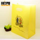 Мешок подарка высокого качества изготовленный на заказ бумажный с конкурентоспособной ценой