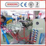 tubulação do PVC 4-Strand que faz a máquina