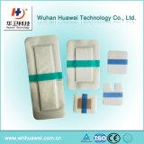 Pansement adhésif transparent imperméable à l'eau de ventes en gros d'utilisation médicale de patient hospitalisé