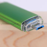 3.0 Embalagem clássica elevada de Quanlity do disco instantâneo do USB do metal OTG (3.0 OTG-101)