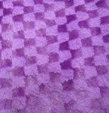 Tessuto di lavoro a maglia della peluche di PV per il sofà