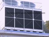 FRP kastenähnlicher geöffneter Kreisläuf-Wechselstrom-Kühlturm (YHA-100T~1000T)