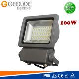 luz de inundação ao ar livre do diodo emissor de luz de 100W SMD para o parque com Ce (FL103-100W)