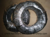 低価格の黒の鉄ワイヤー黒によってアニールされるワイヤーConstrustion