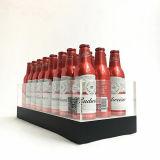 透過アクリルはビールのためのアルコール飲料のびんのGlorifierの表示ホールダーをつける