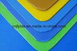 Pp.-gewölbtes Plastikblatt mit gedichtetem Rand für Verpackung