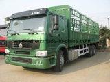 HOWO 6X4 10 짐수레꾼 화물 자동차 화물 트럭
