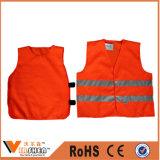 Proteção de equipamento de proteção de estrada de trânsito Vestíbula de alta visibilidade