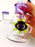 Rokende Waterpijp van het Glas van Bace van de Beker Downstem van het Ontwerp 12inch van Hbking de Nieuwe