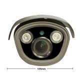 cámara impermeable del IP del punto negro del IR del pixel 2.0mega