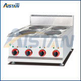 Eh687カウンタートップの電気4熱い版の炊事道具