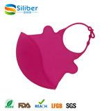 Waterproof Silicone Bibs Facilmente Wipes Limpo Confortável para Bebê / Infante