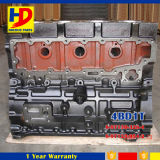 bloque de cilindro del motor 4bd1t para las piezas del motor de Isuzu