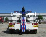Camion di salvataggio di JAC 4X2 2 tonnellate camion del naufragio della strada di 2 T