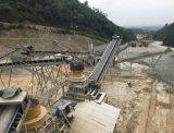 Roccia del granito che schiaccia pianta dalla fabbrica della Cina (150TPH)