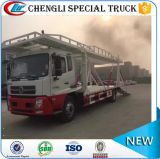Caminhão Flatbed da plataforma do Wrecker de China Dongfeng Euro3 15ton