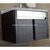 Самый популярный шкаф тщеты ванной комнаты мебели нержавеющей стали 2017 (T-087)