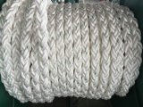 8-Strand Chemical Fiber Ropes Mooring Rope Polypropylene, Polyester Mixed, Nylon Rope