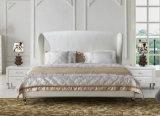 Base moderna del cuero genuino del nuevo diseño elegante (HC1209) para el dormitorio
