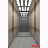 Elevador residencial usado precio del elevador del pasajero de Vvvf de la alta calidad