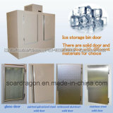 Ice Bag Storage Bin Freezer