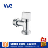 Угловой вентиль высокого давления латунный (VG-E12491)