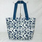 Canvas Handbags Match Cartoon Pattern