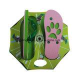 Heißer Verkaufs-neue Entwurfs-Strand EVA-Hefterzufuhr für gedrucktes doppeltes Farbe EVA-Hefterzufuhr-Sandelholz
